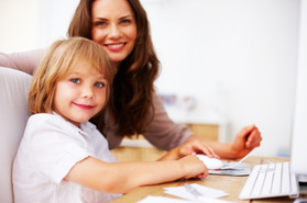 Single Parents Find Special Financial Support at Community Colleges