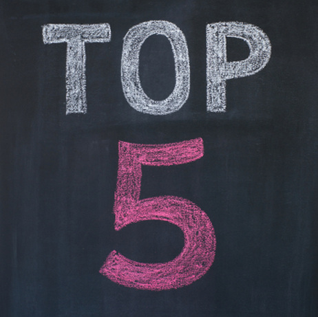 Top Five Community Colleges Announced