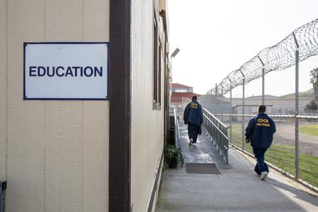 Why Congress Has Eliminated Community College Support for Convicted Criminals