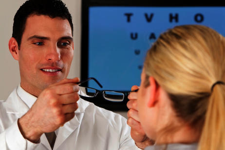 Healthcare: Opticianry Training
