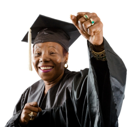 Oldest Community College Graduates of 2013