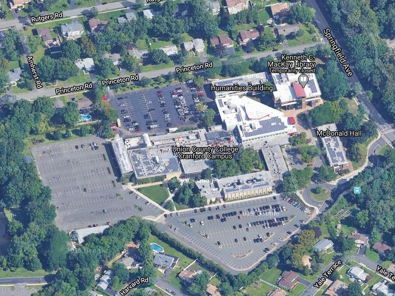 union county college cranford campus map Union County College Profile 2020 Cranford Nj