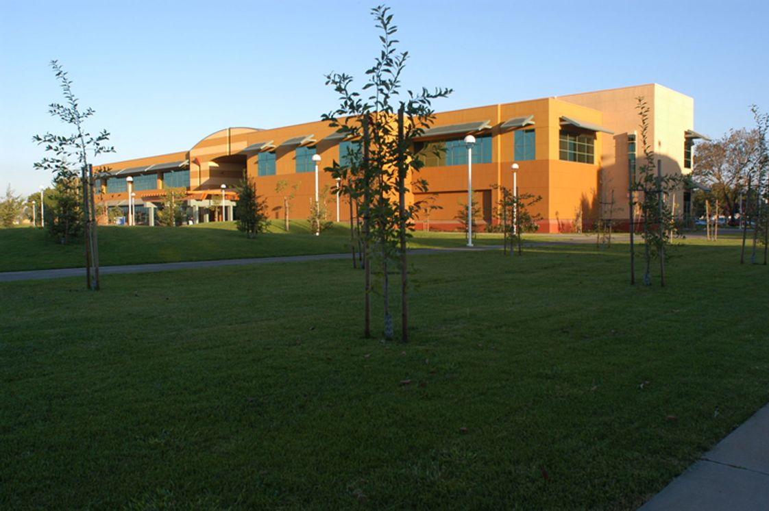 Modesto Junior College Photo - Sierra Hall, located on West campus, houses lecture halls, classrooms, a state-of-the-art electronics lab and the department office for Technical Education.