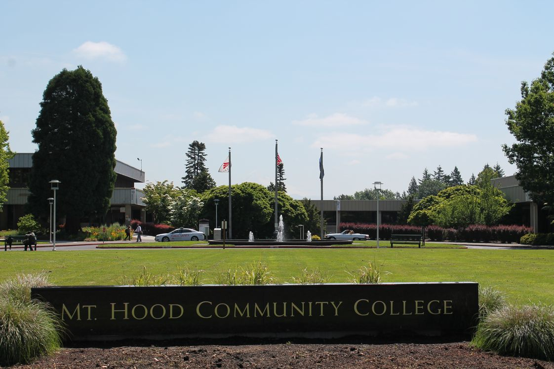 Mt Hood Community College Photo - Mt. Hood Community College Campus