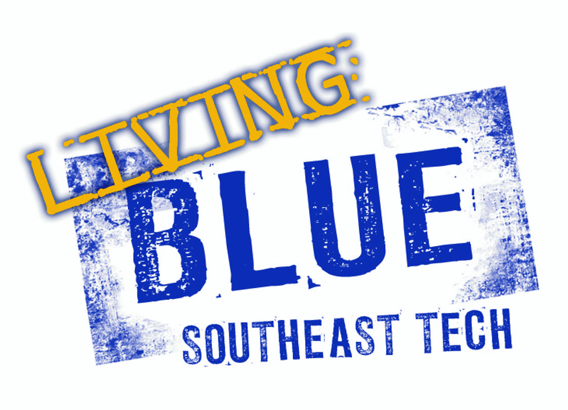 Southeast Technical Institute Photo #1 - Living Blue at Southeast Tech!