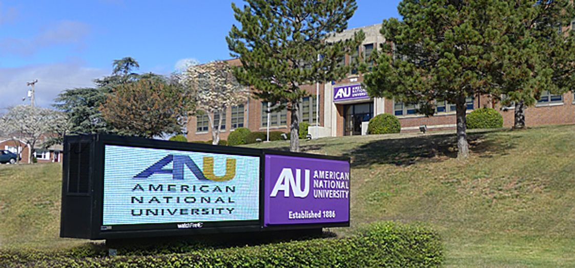 American National University Photo #1 - Salem Virginia Campus located in the beautiful Roanoke Valley.