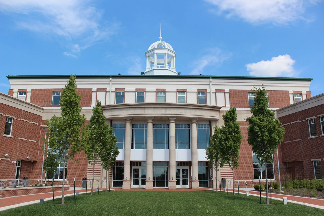 St. Catharine College Photo #1 - The Emily W. Hundley Library was completed in 2013.