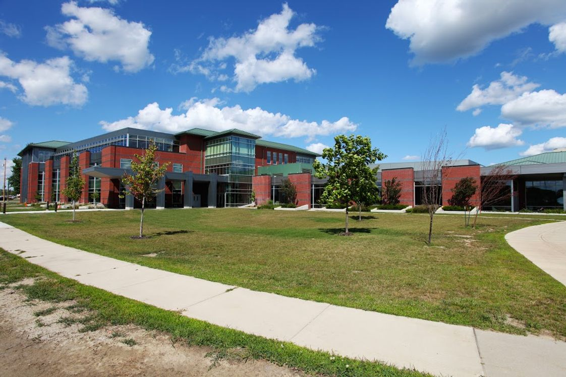 Mid Michigan Community College Photo #1 - Our new Center for Liberal Arts and Business on our Mt. Pleasant campus.