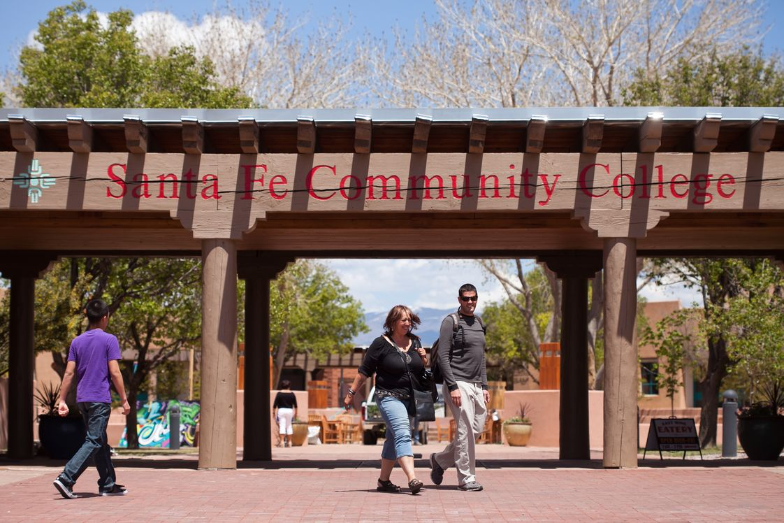 Santa Fe Community College Photo