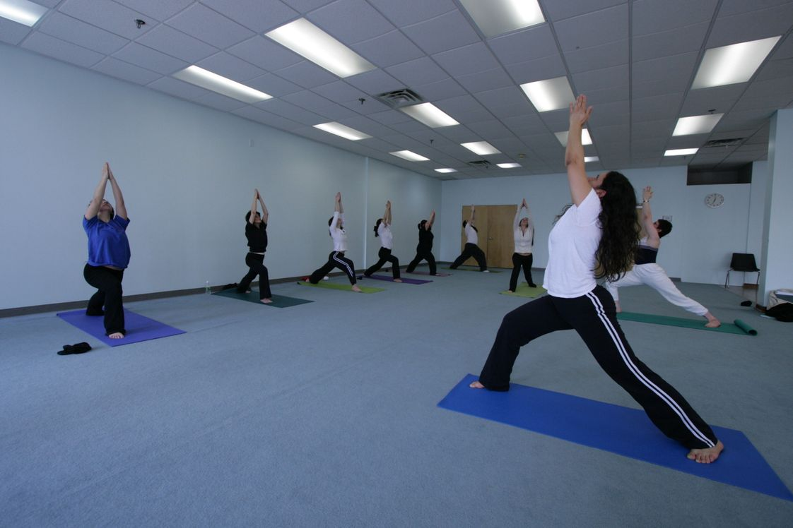 New York College of Health Professions Photo - Physical Arts class-Yoga