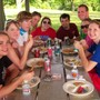 Jacksonville College-Main Campus Photo #1 - Students relaxing at Wonderful Wednesday picnic