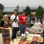 North Central Michigan College Photo #1 - Welcome back barbecue.
